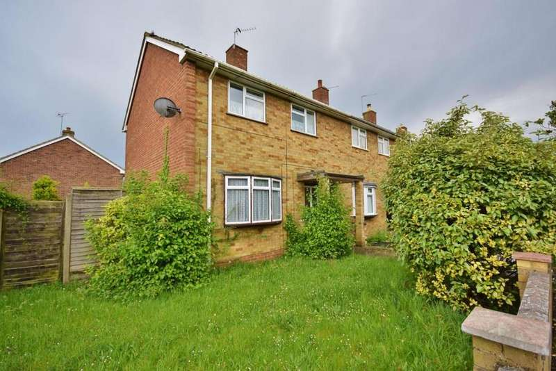 2 Bedrooms End Of Terrace House for sale in South Ham, Basingstoke, RG22