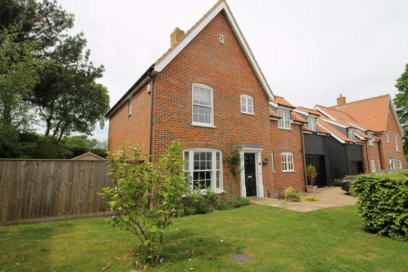 4 Bedrooms Detached House for sale in Peasenhall, Suffolk