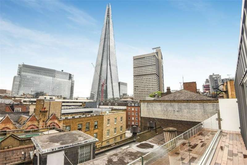 3 Bedrooms Flat for sale in Borough High Street, Southwark, London