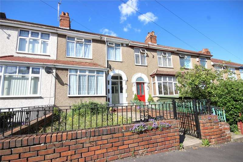 4 Bedrooms Terraced House for rent in Jocelyn Road, Horfield, Bristol, BS7