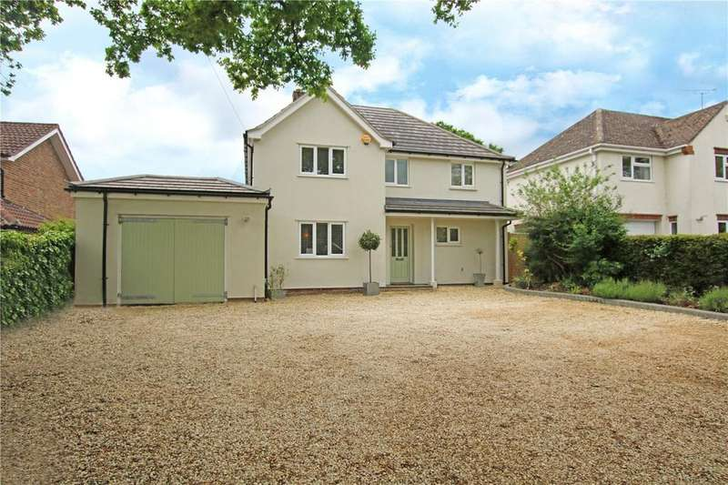 5 Bedrooms Detached House for rent in Chazey Road, Caversham, Reading, Berkshire, RG4