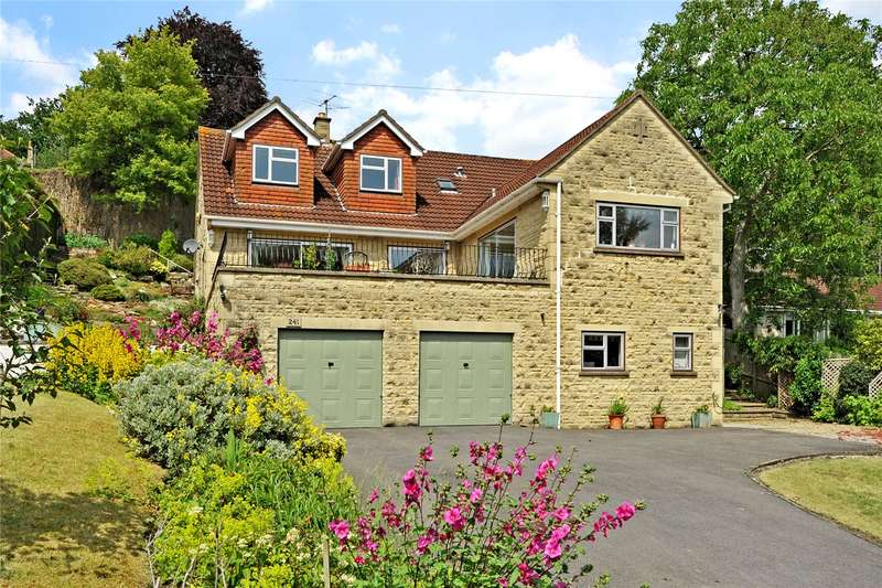 5 Bedrooms Detached House for sale in Wellsway, Bath, BA2