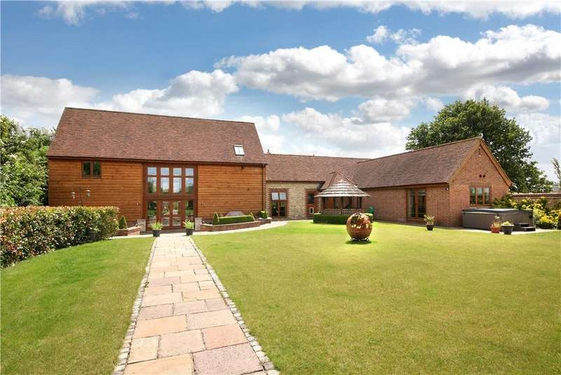6 Bedrooms Detached House for sale in Chapel Road, Ford, Buckinghamshire, HP17