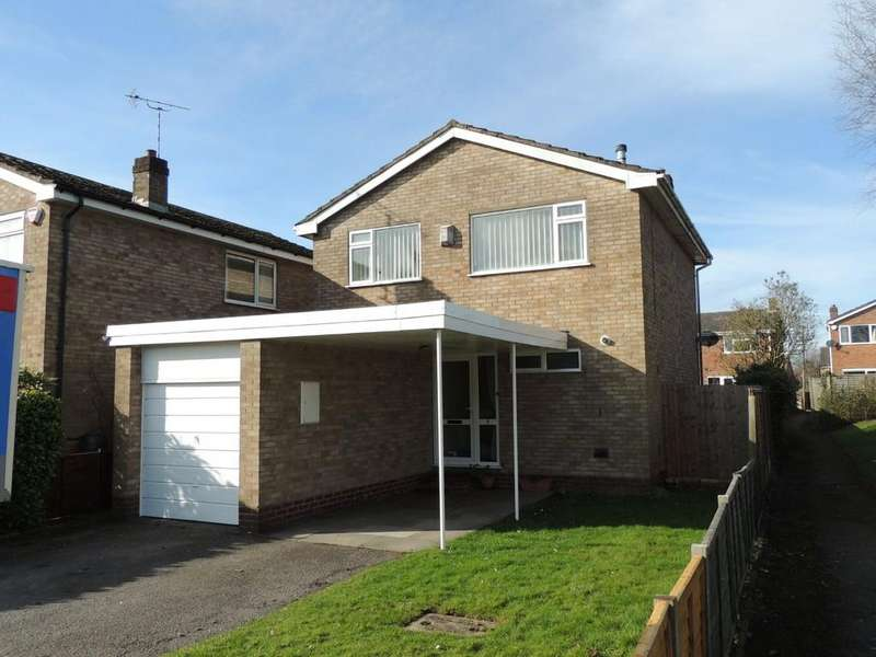 3 Bedrooms Detached House for sale in Arden Meads, Hockley Heath