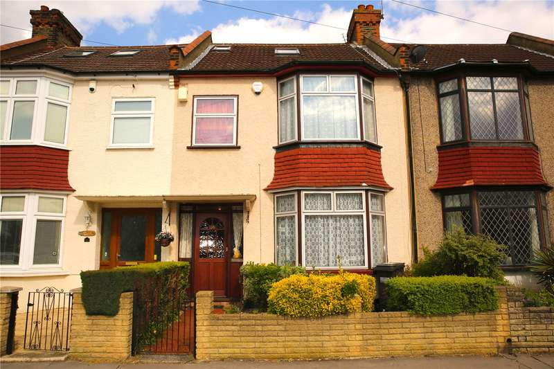 4 Bedrooms Terraced House for sale in Addiscombe Avenue, Croydon