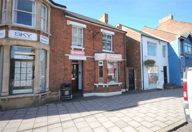 3 Bedrooms End Of Terrace House for sale in Buckingham Street, Aylesbury, Buckinghamshire
