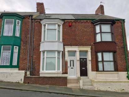 3 Bedrooms Terraced House for sale in Hunters Terrace, Westoe, South Shields, Tyne and Wear, NE33
