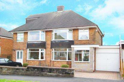 3 Bedrooms Semi Detached House for sale in Arnold Avenue, Sheffield, South Yorkshire