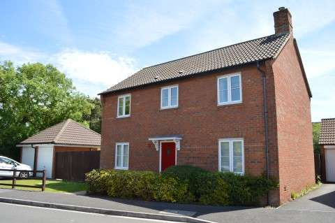 4 Bedrooms Detached House for sale in Ash Close, St Georges, Weston-super-Mare