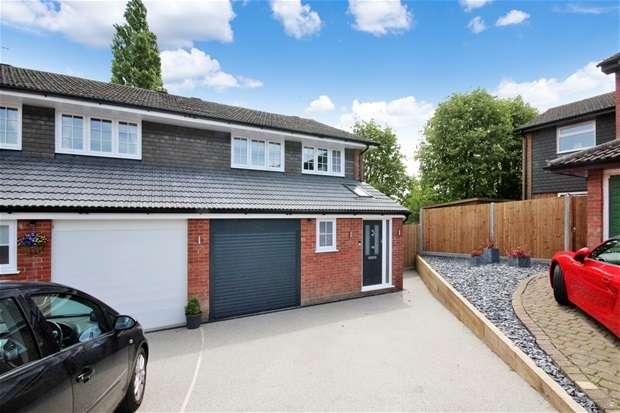 3 Bedrooms House for sale in Ranleigh Walk, Harpenden