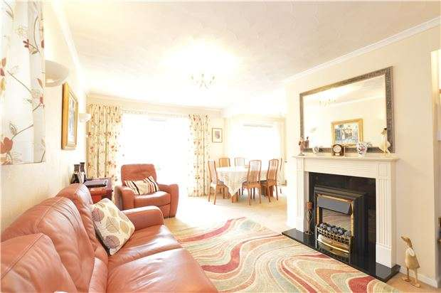 3 Bedrooms Detached House for sale in Rookery Close, Shippon, ABINGDON, Oxfordshire, OX13 6LZ