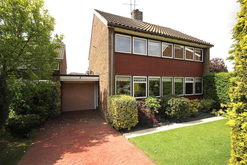 4 Bedrooms House for sale in RARELY AVAILABLE SCANDINAVIAN STYLE AWARD WINNING 4 BEDROOM DETACHED FAMILY HOME