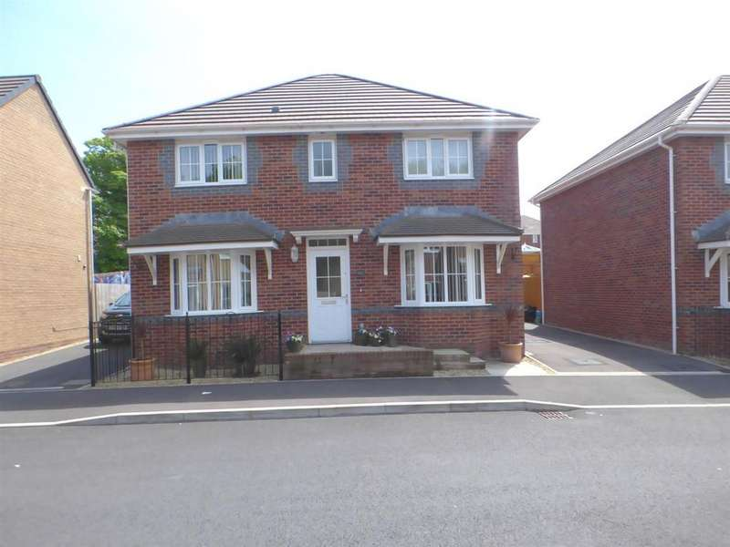 4 Bedrooms House for sale in Cae Morfa, Neath
