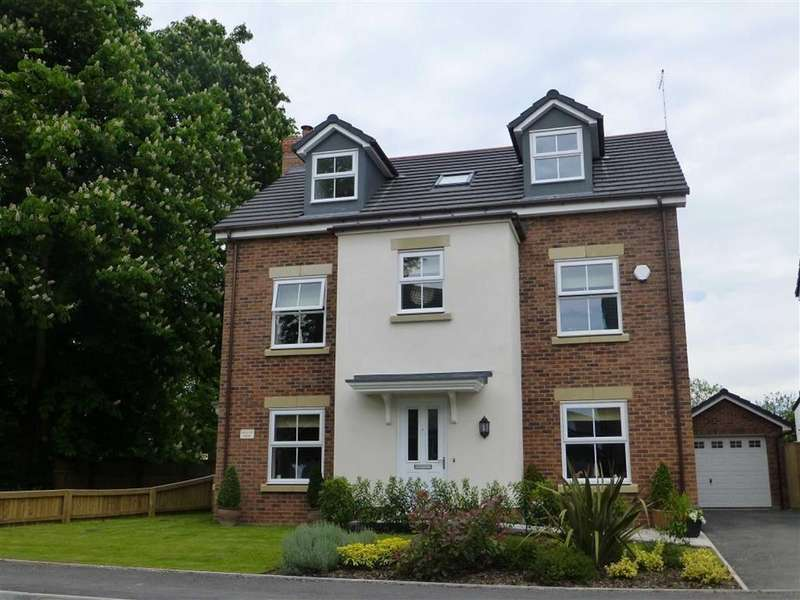 5 Bedrooms Detached House for sale in Bryn Y Groes, Gresford, Wrexham