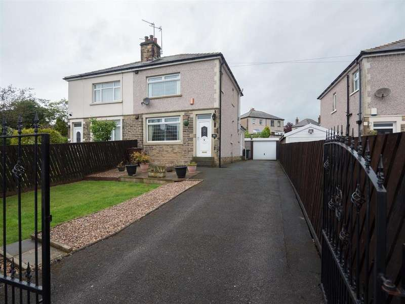 2 Bedrooms Semi Detached House for sale in Harrogate Road, Bradford, BD2 3SU