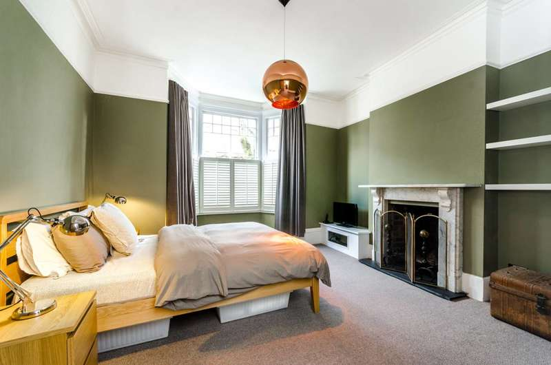 2 Bedrooms Flat for sale in Northwood Road, Highgate, N6
