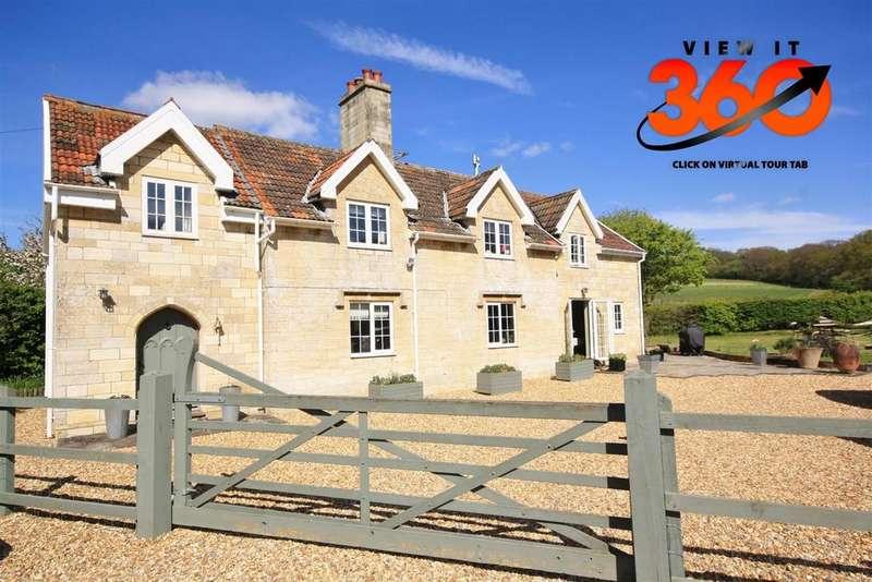 4 Bedrooms Detached House for sale in Kettle Lane, West Ashton, Trowbridge