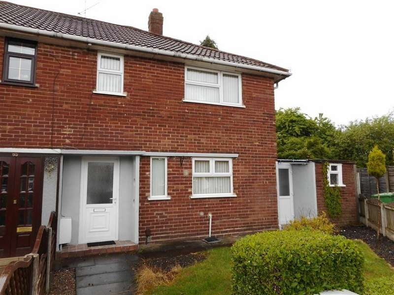 2 Bedrooms Semi Detached House for sale in Stanley Road, Wednesbury
