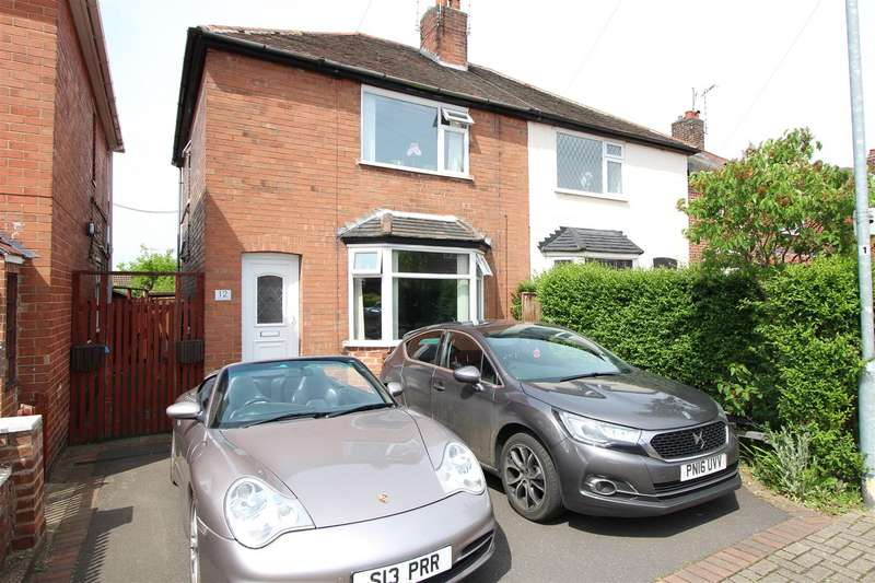 2 Bedrooms Property for sale in Cambridge Crescent, Stapleford