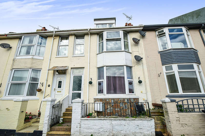 2 Bedrooms Flat for sale in Alexandra Terrace, Teignmouth, TQ14