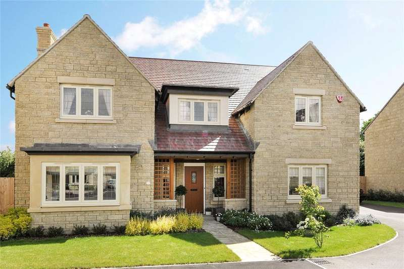 5 Bedrooms Detached House for sale in Great Dunns Close, Beckington, Somerset, BA11