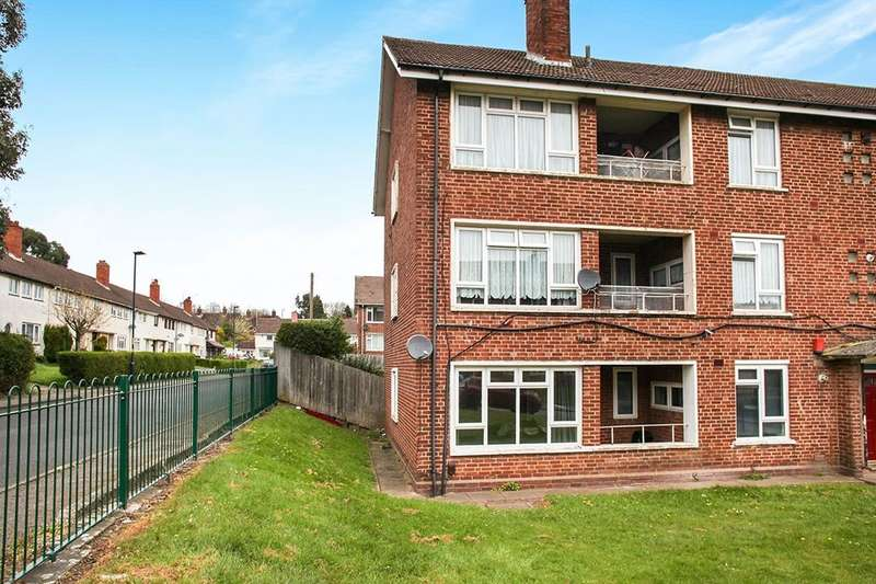 3 Bedrooms Flat for sale in Warple Road, Quinton, Birmingham, B32