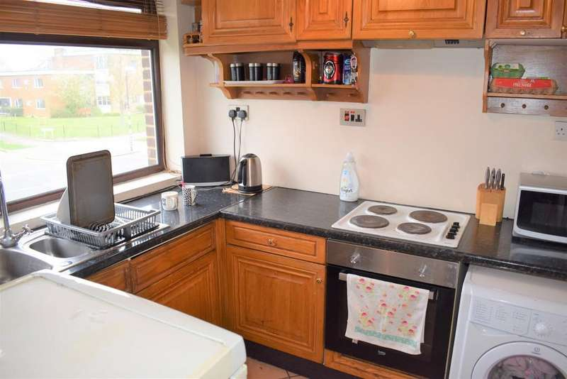 2 Bedrooms Flat for sale in The Ridgeway, North Chingford