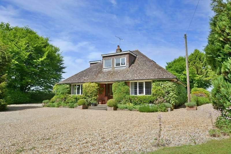 4 Bedrooms Detached House for sale in Sixpenny Handley, SALISBURY