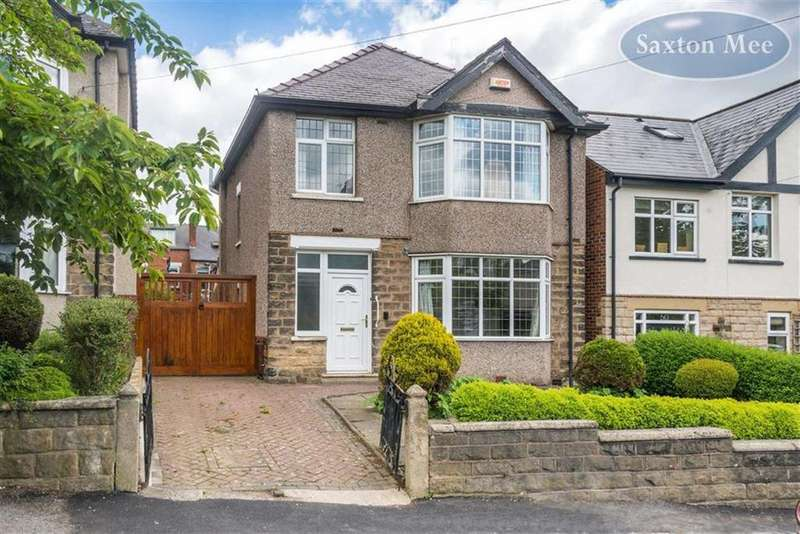 3 Bedrooms Detached House for sale in Glebe Road, Sheffield, S10