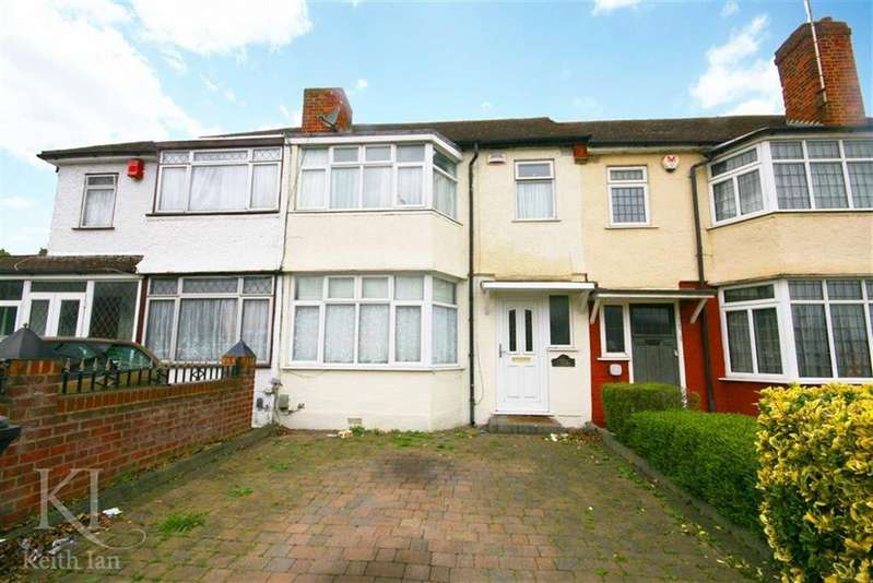 3 Bedrooms Terraced House for sale in Great Cambridge Road, Enfield