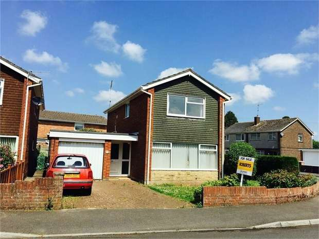 3 Bedrooms Detached House for sale in Priory Gardens, USK, Monmouthshire