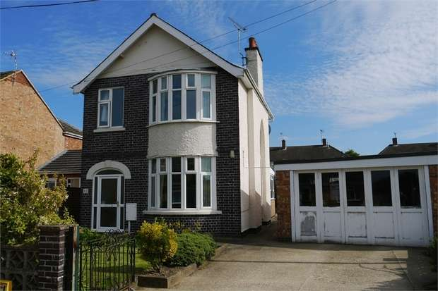 4 Bedrooms Detached House for sale in Granville Street, Market Harborough, Leicestershire