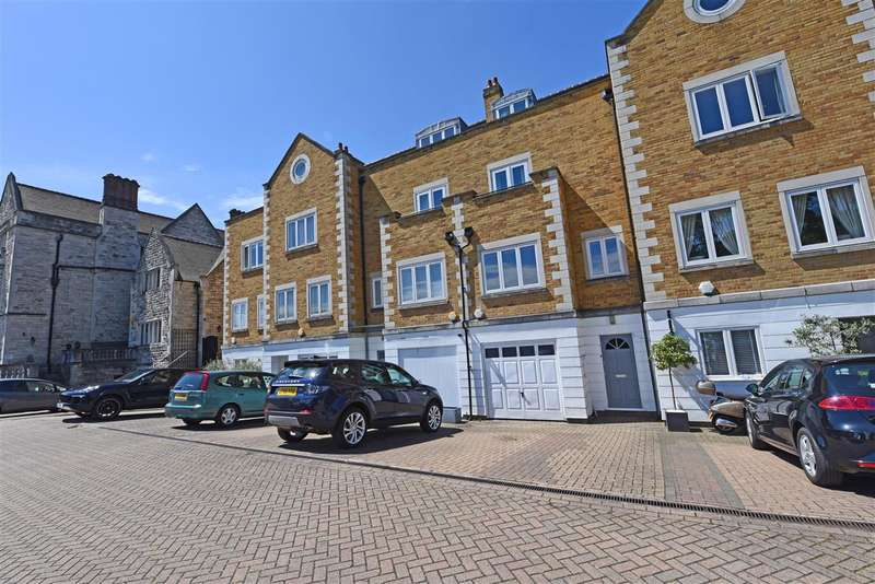 5 Bedrooms Town House for sale in Royal Close, Wimbledon Village, London