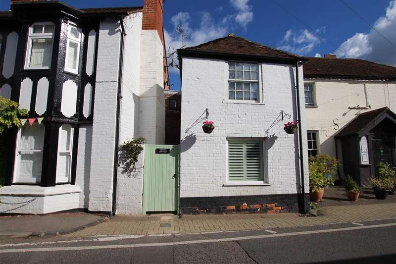 2 Bedrooms Terraced House for sale in High Street, Whitchurch-On-Thames, Reading, RG8