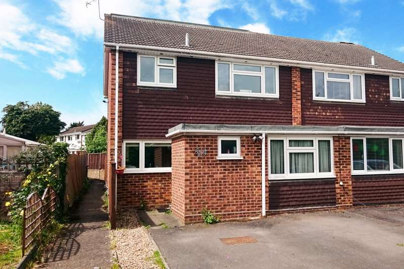 4 Bedrooms Semi Detached House for sale in Jennery Lane, Burnham, SL1
