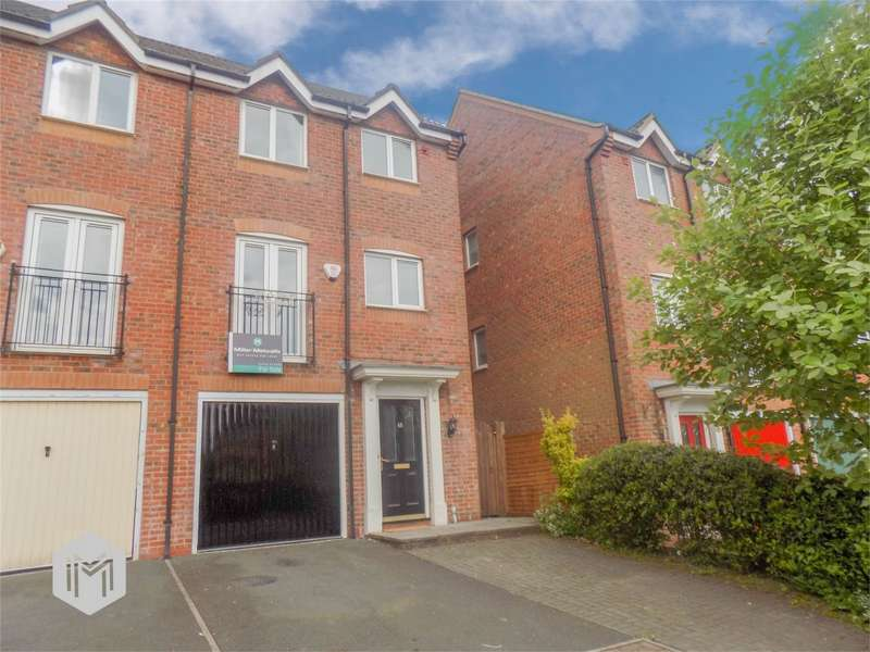 3 Bedrooms Semi Detached House for sale in Forest Drive, Westhoughton, Bolton, Lancashire