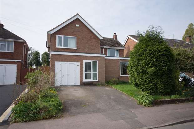 4 Bedrooms Detached House for sale in The Leasowe, Lichfield, Staffordshire