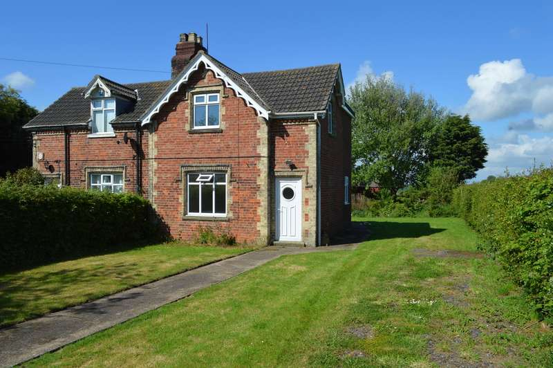 2 Bedrooms Semi Detached House for sale in 1 Main Street, Grimston, East Riding of Yorkshire