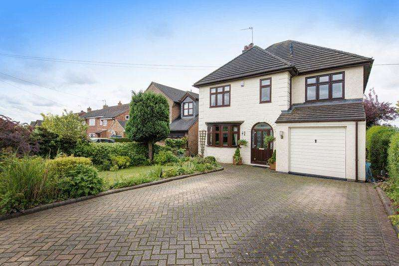 4 Bedrooms Detached House for sale in CHELLASTON LANE, ASTON ON TRENT