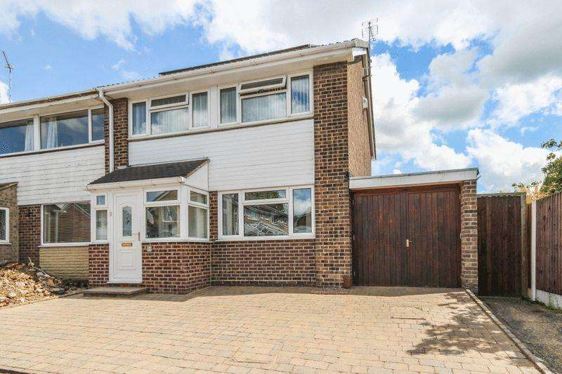 3 Bedrooms Semi Detached House for sale in FARNINGHAM CLOSE, SPONDON