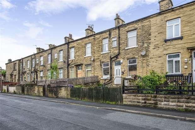 2 Bedrooms Terraced House for sale in Grape Street, Allerton, Bradford, West Yorkshire
