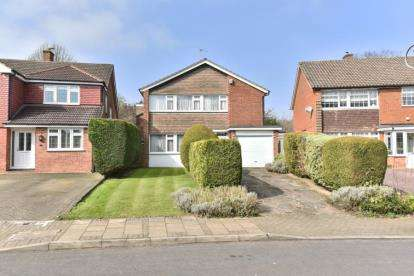 4 Bedrooms Detached House for sale in Keston Gardens, Keston