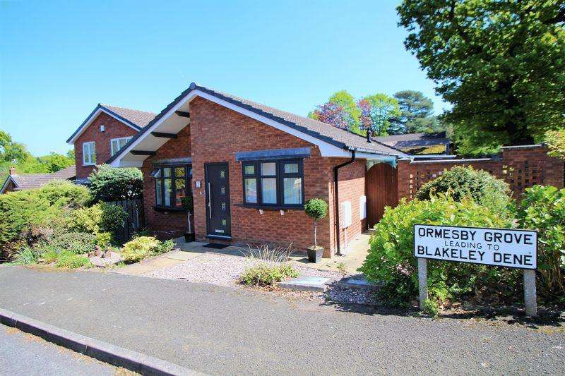 3 Bedrooms Detached Bungalow for sale in Ormesby Grove, Raby Mere