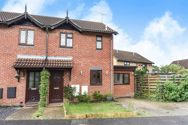 3 Bedrooms Semi Detached House for sale in St James Road, FINCHAMPSTEAD, Berkshire