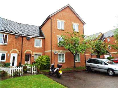 2 Bedrooms Maisonette Flat for sale in Shepherds Pool, Evesham, Worcestershire