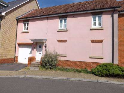 1 Bedroom Flat for sale in Laindon, Basildon, Essex