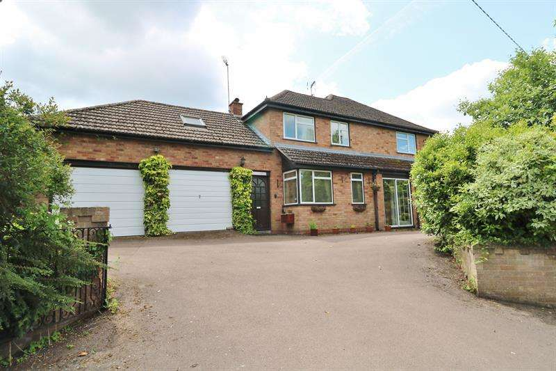 4 Bedrooms Detached House for sale in Goodrich, Ross-On-Wye