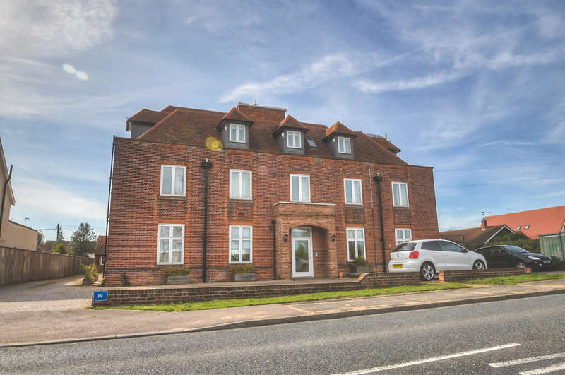 2 Bedrooms Flat for sale in Norwich Road, Halesworth