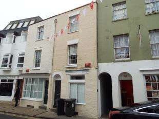 2 Bedrooms Maisonette Flat for sale in Orange Street, Canterbury, Kent