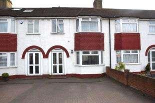 3 Bedrooms Terraced House for sale in Burnham Road, Dartford, Kent
